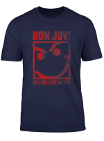 Bon Jovi 2005 Have A Nice Day Tour T Shirt