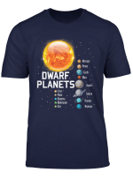 Solar System Planets Shirt Outer Space Astronaut Gift T Shirt