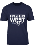 Los Angeles Rams 2018 Nfc West Division Champions T Shirt