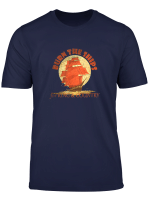 Country Burn The Ships For King And God Only Knows Look T Shirt