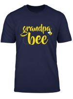 Boys Men Bee Grandpa Shirt Lover Bees Fathers Day