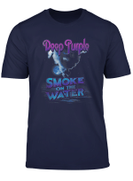 Deep Purple Smokey Water T Shirt
