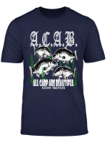 All Carp Are Beautiful Cooles Karpfenangler T Shirt