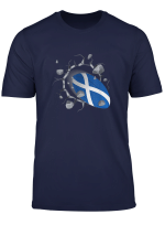 Scotland Rugby Union Jersey 2019 Fans Kit Scottish Supporter T Shirt