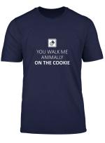 Herren Cookie T Shirt Manner Geschenk Denglisch