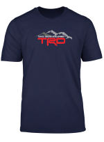 Trd Racing Development Logo T Shirt