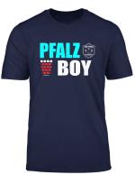 Herren Pfalzboy Pfalz Boy Weinstrassen Weinfest Manner Jungs T Shirt
