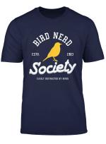 Bird Nerd Tshirts Bird Watching T Shirts Apparel Tshirt Bi