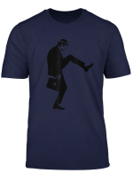 The Ministry Of Silly Walks Monty T Shirt Python
