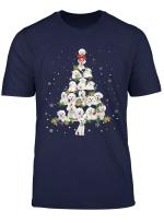 Bichon Frise Noel Xmas Tree Cool Christmas Dog Love Gift Tee T Shirt