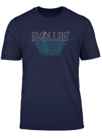 David Bowie Futuristic T Shirt