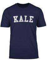 Men Womens Kale University T Shirt