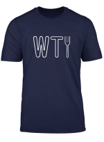 The Good Place Wtfork Hilarious T Shirt