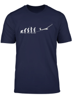 Evolution Segelfliegen T Shirt