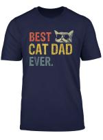 Best Cat Dad Ever T Shirt Cat Daddy Gift T Shirt