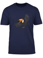 Tukan Shirt Tukan Tshirt Vogel T Shirt