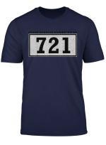 Rheinkilometer 721 Dusseldorf Urdenbach Benrath Geschenk T Shirt
