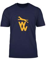 Ww Wolves Soccer Retro T Shirt