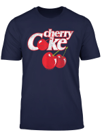 Coca Cola Cherry Coke Logo T Shirt
