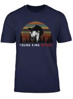 Nipsey Hussle Respect Him T Shirt For Rapper Women Men