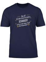 Hau Ab Ich Habe Einen Verruckten Schwager T Shirt