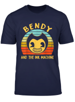 T Shirt Bendy And The Ink Machine Shirts Gift
