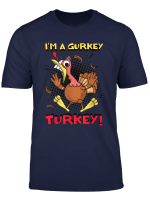 I M A Gurkey Turkey Kids Shirt