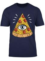 Shane Dawson All Seeing Eye Pizza T Shirt