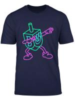 Dabbing Dreidel Chanukah Lustige Chanukka Geschenke Kinder T Shirt