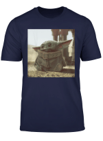 Star Wars The Mandalorian The Child Photograph T Shirt