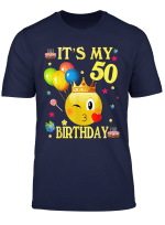It S My 50Th Birthday Shirt 50 Years Old 50Th Birthday Gift