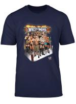 Wwe Wrestlemania Group Shot T Shirt