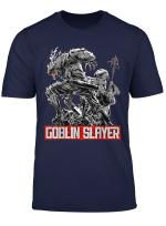 Goblin Slayer W Priestess Anime T Shirt