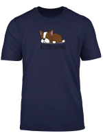 Cute Red Boston Terrier Shirt Boston Mama Gift