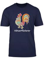 Lustige Huhner Shirts Huhnerflusterer