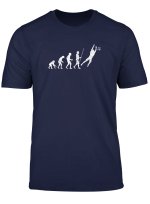 Goalkeeper Evolution Soccer Goalie Goaltender Gift Funny T Shirt