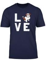 Shi Tzu Hunderasse Susses Hunde T Shirt Fur Hundefreunde