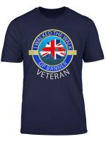 Operation Banner Veteran Northern Ireland Rear Print T Shirt