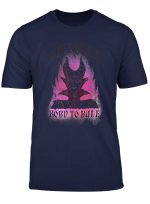 Disney Sleeping Beauty Maleficent Flames Graphic T Shirt