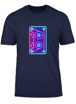 90Er Jahre Neon Kassette Musik T Shirt Party Geschenk