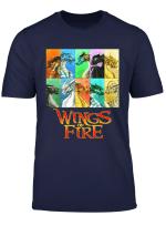 Wings Of Fire Dragonets Men Women Kids T Shirt