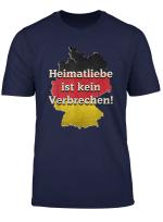 Deutschlands Patrioten Pro Afd Heimatliebe Politik T Shirt