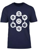 Seven Deadly Sins T Shirt