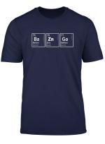 Element Ba Zn Ga T Shirt Popular Gift Idea T Shirt T Shirt