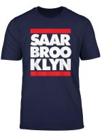 Saarbrooklyn T Shirt Saarland Saarbrucken