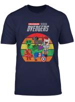 Dvengers Vintage T Shirt Dachshund Shirt Funny Dog