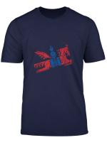 Mongol Spirit Horse Cool T Shirt