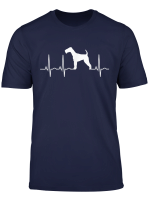 Airedale Terrier Shirt Dog Lover Gift T Shirt