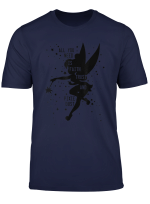 Disney Peter Pan Tinker Bell Pixie Dust Silhouette T Shirt