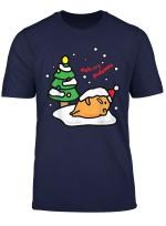Gudetama Meh Rry Gudemas Christmas T Shirt
